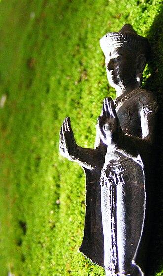Demographics of Cambodia - Image: Buddha in Khmer Art
