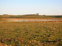 Buiston Loch looking east towards Buistonhead.JPG