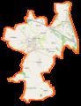 Buk (gmina) location map.png