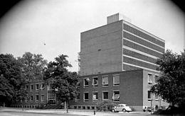 Biblioteca, Frankfurt am Main (1959)
