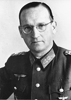 Hans Speidel German general