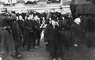 Friedrich Ebert - Ebert's funeral