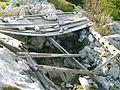 Bunkr z posledni valky na navrsi nad Ivinyma Vodicama.jpg