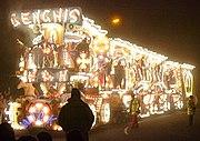 Genghis Khan by Wick CC, Burnham on Sea Carnival 2006