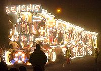 Burnham on Sea Carnival 2006 - Genghis Khan by Wick CC.jpg