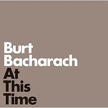 Burt Bacharach At This Time cover.jpg