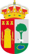 Official seal of Busto de Bureba