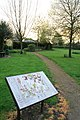 Butterfly Garden Information Board - geograph.org.uk - 783109.jpg