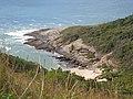 Buzios RJ Brasil - Praia de nudismo, Olho de Boi - panoramio.jpg