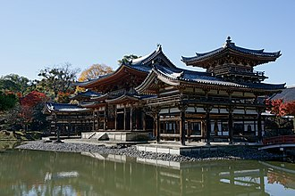 Byōdō-in - Image: Byodo in Uji 03bs 2640