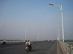 Vĩnh Tuy Bridge - Vĩnh Tuy Bridge