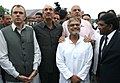 C.P. Joshi, the Union Minister for New and Renewable Energy, Dr. Farooq Abdullah, the Union Minister for Health and Family Welfare, Shri Ghulam Nabi Azad and the Chief Minister of Jammu and Kashmir (1).jpg