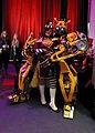 C2E2 2014 Contest - Mad Moxxi & Bumblebee (14129011163).jpg