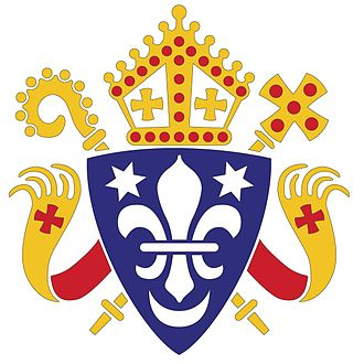 Catholic Bishops' Conference of England and Wales - Official Logo for the Catholic Bishops' Conference of England and Wales
