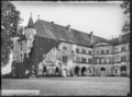 CH-NB - Allaman, Château, Façade, vue partielle - Collection Max van Berchem - EAD-7168.tif