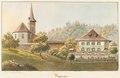 CH-NB - Signau, Pfarrhaus und Kirche - Collection Gugelmann - GS-GUGE-WEIBEL-D-125.tif