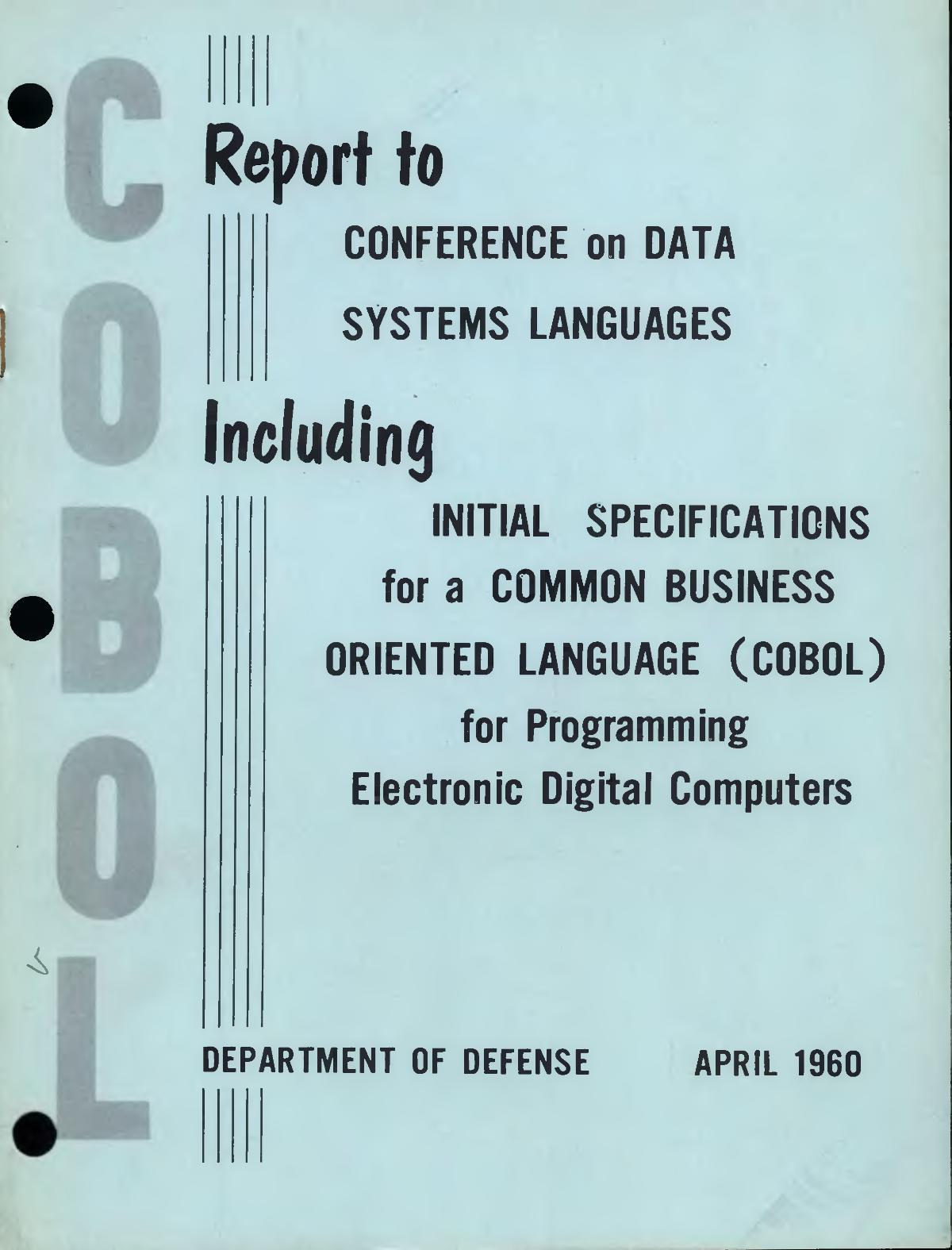 COBOL - Wikipedia