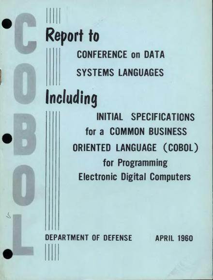 COBOL - Wikiwand