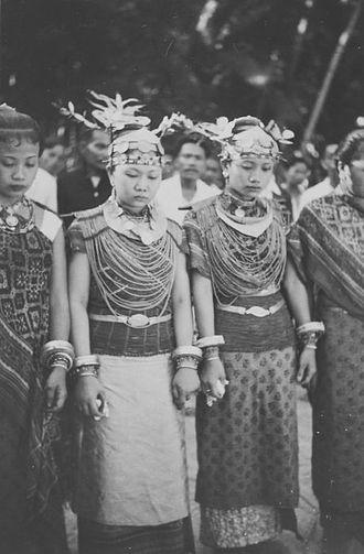 Batu Islands - Bride in the Batu Islands (1938)