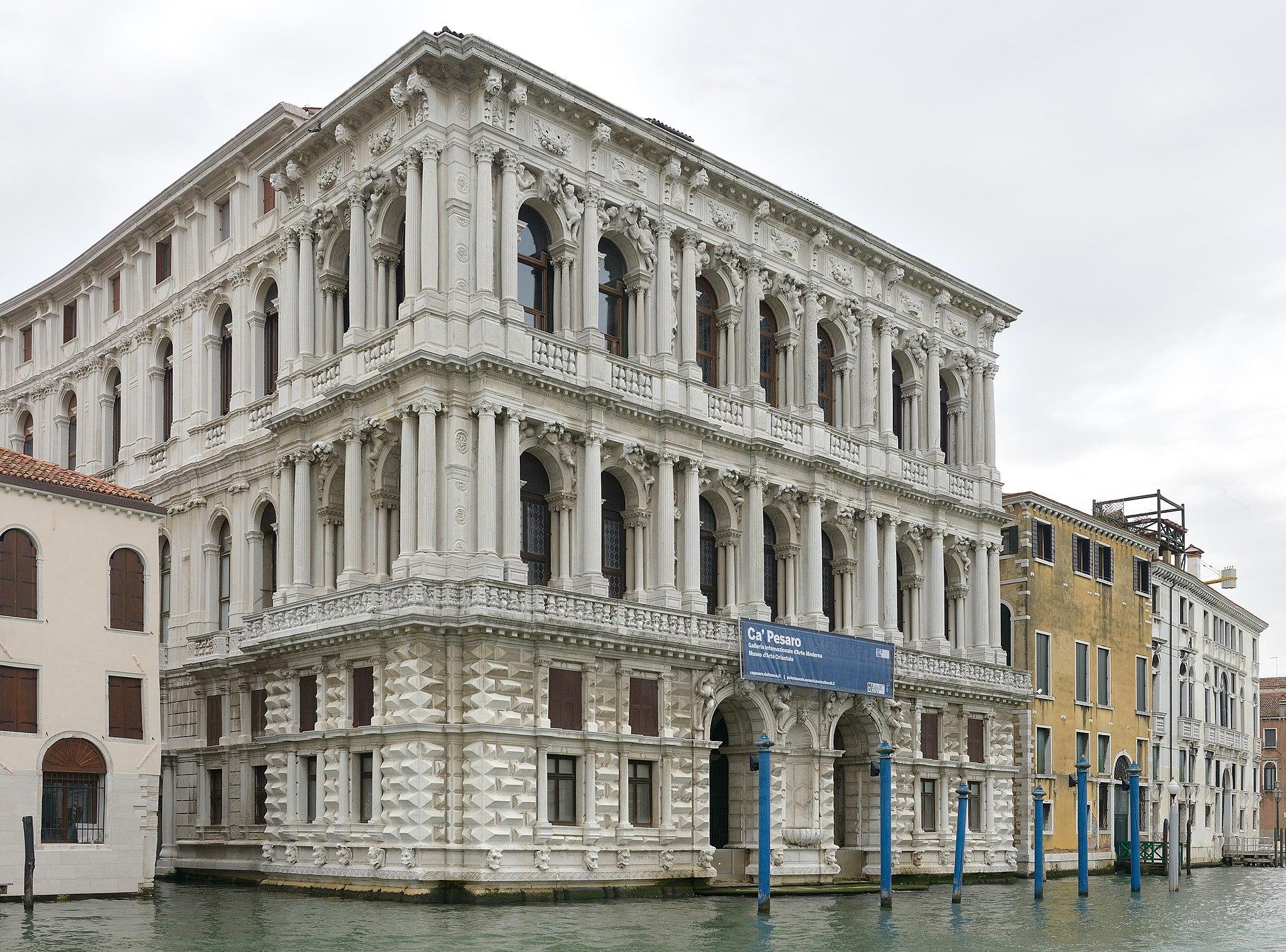 Musei di venezia wikipedia for Casa moderna venezia