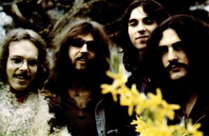 Cactus (American band) - Cactus in 1970