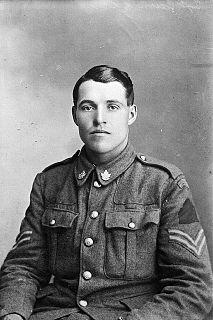 Hugh Cairns (VC) Recipient of the Victoria Cross