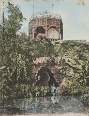 Cairo, Grotto in the Esbequieh Garden (n.d.) - front - TIMEA.jpg