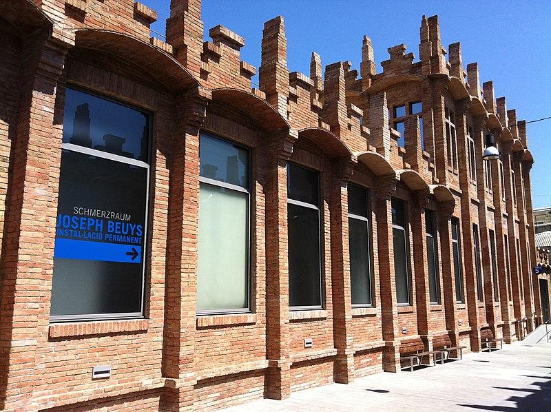 File:CaixaForum Barcelona- Joseph Beuys.JPG