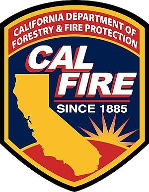 California Department of Forestry and Fire Protection - Image: Cal Fire Logo New
