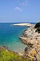 Cala degli Inglesi - Isola di San Domino - Tremiti (FG) Italia - 23 Agosto 2013 - panoramio.jpg