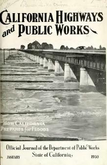 California Highways and Public Works Journal Vols 8-9.djvu