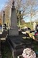 Cambrai - Cimetière de la Porte Notre-Dame, sépulture remarquable n° 59, famille Afchain, artisans confiseurs (01).JPG