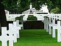 Cambridge American Cemetery - Near Madingley - Cambridgeshire - England - 05 (28168047352).jpg
