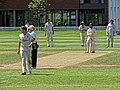 Cambridge University CC v MCC at Cambridge, England 014.jpg