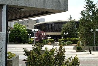 Telecom Business School - Institut Mines-Telecom Business School and Telecom SudParis campus in Évry