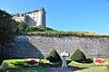Canada War Memorial unterhalb Chateau de Dieppe (24748624848).jpg