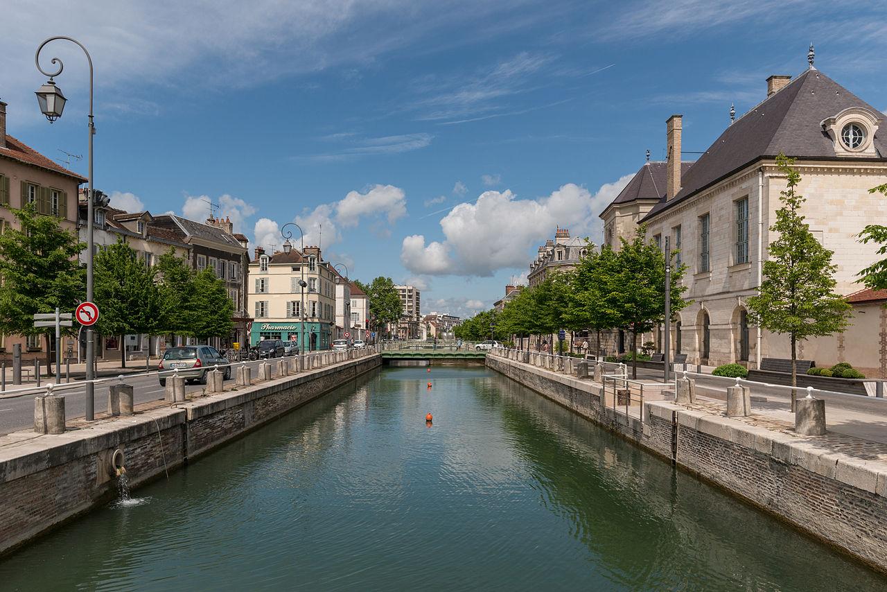 Canal des Bas-Trévois