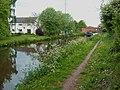 Canal house and bridge - geograph.org.uk - 428154.jpg