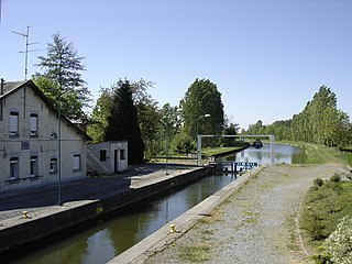 Sambre–Oise Canal canal