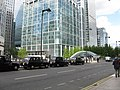 Canary Wharf Road Scene - geograph.org.uk - 1325755.jpg