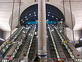 Canary Wharf tube station night 1.jpg