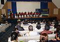 """Canciller Patiño asiste al lanzamiento del programa de becas de la SENESCYT """"Convocatoria Abierta 2011"""" (5373528624).jpg"""