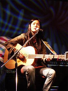Deserts Chang Taiwanese singer-songwriter