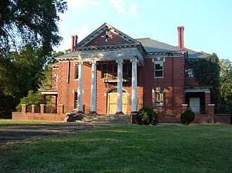Concord, North Carolina - Stonewall Jackson Training School