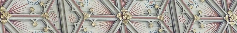 Canterbury banner Cathedral Ceiling.JPG