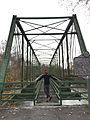 Capon Lake Whipple Truss Bridge Capon Lake WV 2015 10 25 05.jpg