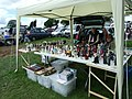 Car boot sale at the grandstand - geograph.org.uk - 2033585.jpg