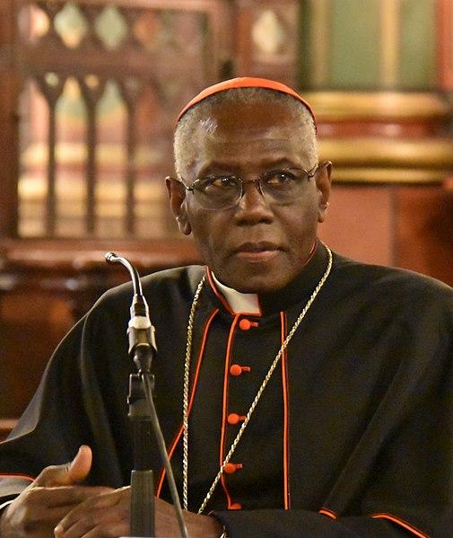 File:Cardinal Robert Sarah (cropped).JPG