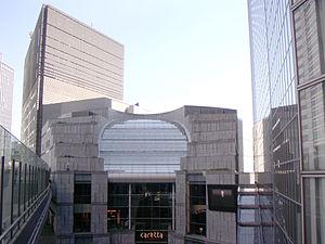 電通四季劇場[海]の入居するカレッタ汐留 情報 開館 2002年12月 開館公演 マンマ・ミーア