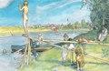 Carl Larsson - Ett bra badställe - Ett hem - 1899.tif